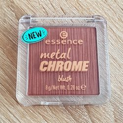Produktbild zu essence metal chrome blush – Farbe: 30 the beauty and the bronze