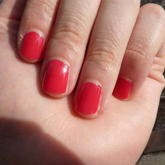 test nagellack isadora wonder nail nagellack farbe 554 pink colada testbericht von thema2205. Black Bedroom Furniture Sets. Home Design Ideas