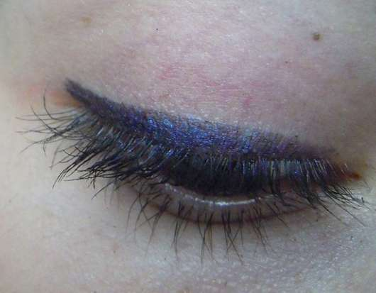 Tragebild - L.O.V BestDressed 12H Long-Wear Eye Pencil, Farbe: 230 Majestic Amethyst