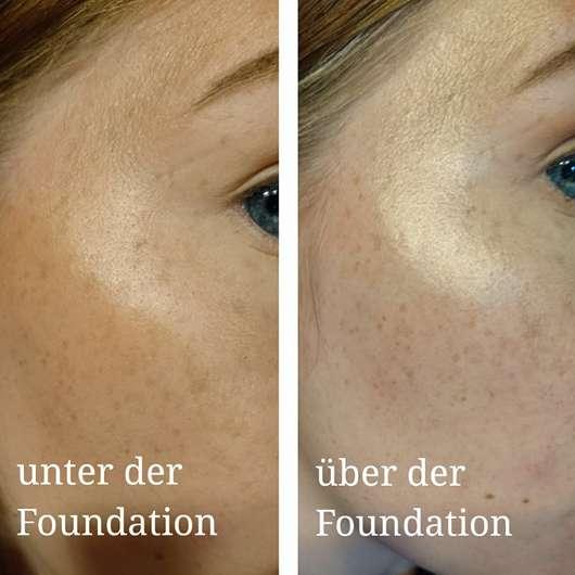 Make up Factory Art Of Glow Stick, Farbe: 07 Golden Touch (LE) - im Gesicht aufgetragen