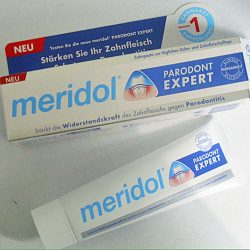 Produktbild zu Meridol Paradont Expert Zahncreme