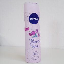 Produktbild zu NIVEA Flower Time! Anti-Transpirant Spray (LE)