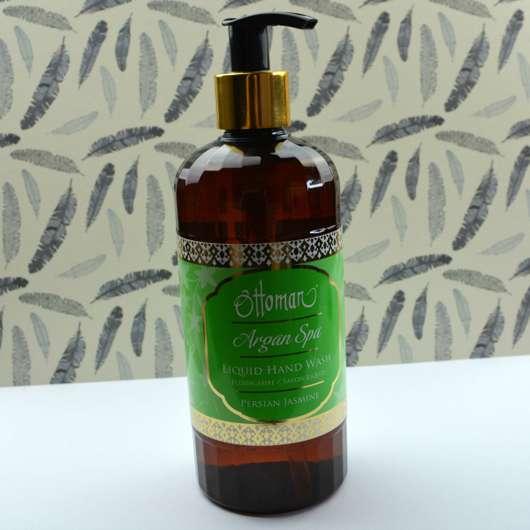 <strong>Ottoman</strong> Argan Spa Liquid Hand Wash Persian Jasmine