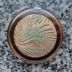 Produktbild zu p2 cosmetics bohemian tropics summer of love bronzing powder – Farbe: 010 sun-kissed (LE)