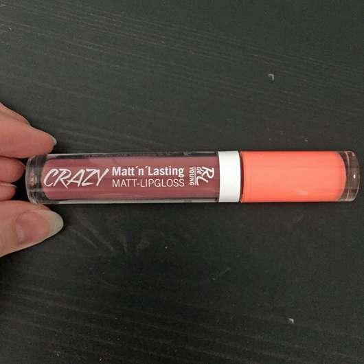 Rival de Loop Young Crazy Matt 'n' Lasting Matt-Lipgloss, Farbe: 02 trendsetter