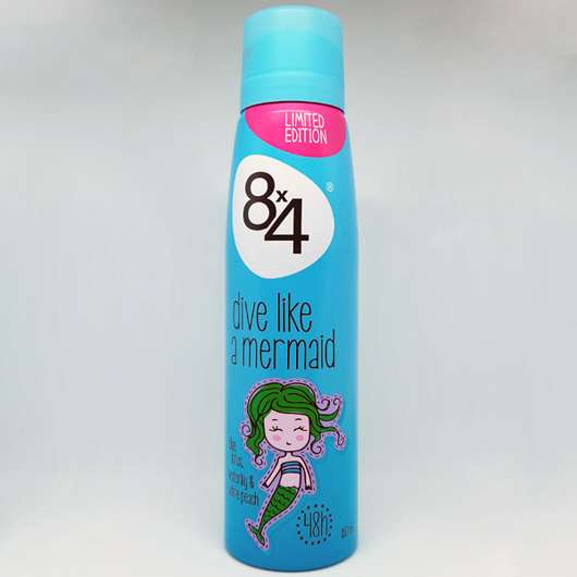 <strong>8×4</strong> dive like a mermaid Deodorant Spray (LE)