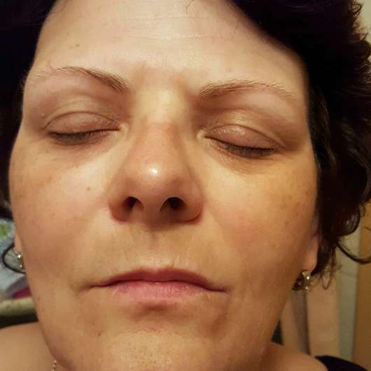 Haut ohne die Douglas Perfect Focus Energising Cream