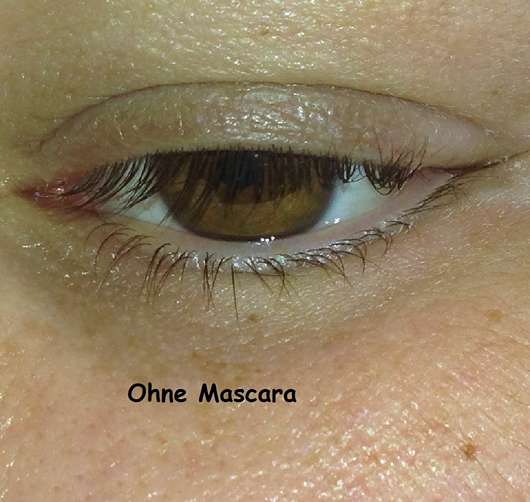CLINIQUE High Impact Lash Elevating Mascara, Farbe: Black - Augen ohne Mascara