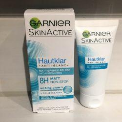 Produktbild zu Garnier SkinActive Hautklar Anti-Glanz Mattierende Pflege