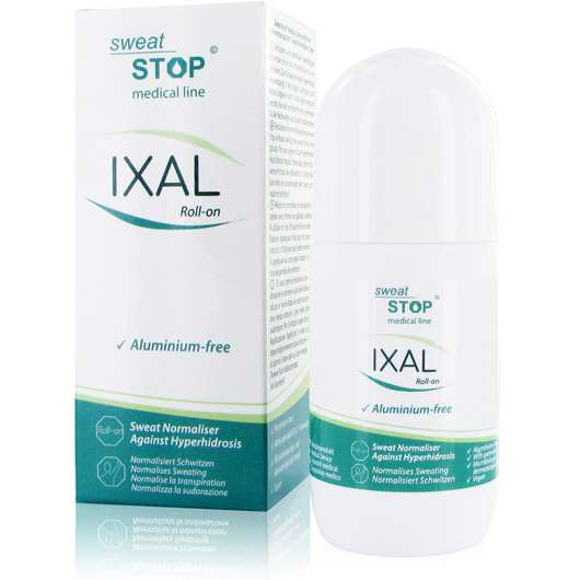 IXAL by everdry Antitranspirant Roll-On OHNE Aluminiumsalze