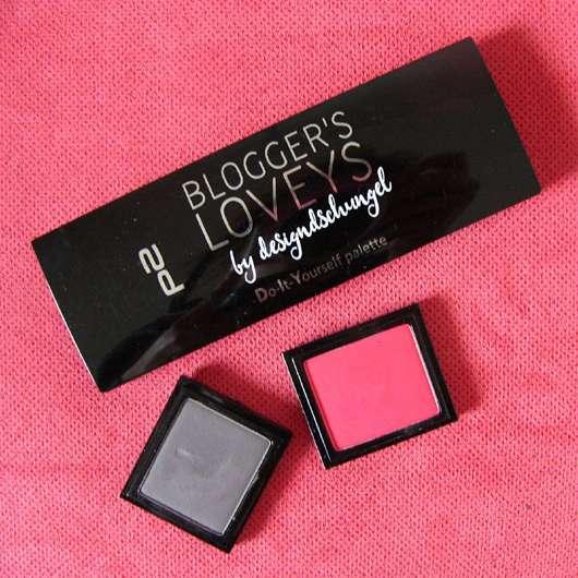 p2 blogger's loveys by designdschungel do-it-yourself palette (LE)
