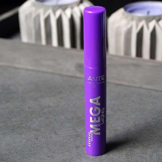 SANTE Mini makes MEGA Lashes, Farbe: 01 Black