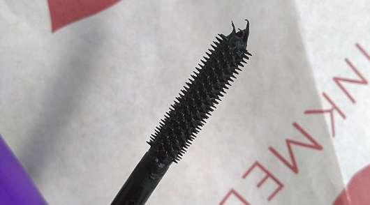 SANTE Mini makes MEGA Lashes, Farbe: 01 Black - Bürste