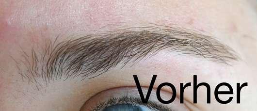 SANTE Tinted Brow Talent, Farbe: 01 Blondie - Augenbraue ohne Produkt