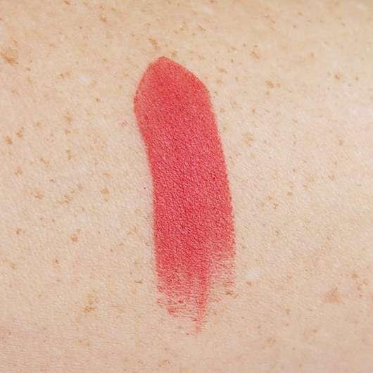 Urban Decay VICE Lipstick, Farbe: Temper (Comfort Matte Finish) - Swatch