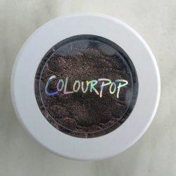 Produktbild zu Colourpop Super Shock Shadow – Farbe: So Quiche