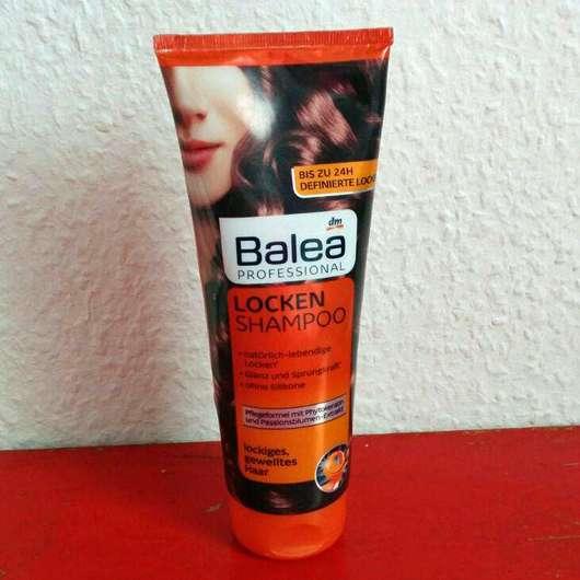 test shampoo balea professional locken shampoo. Black Bedroom Furniture Sets. Home Design Ideas