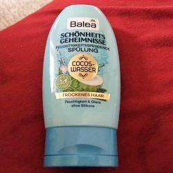 Produktbild zu Balea Schönheitsgeheimnisse Feuchtigkeitsspendende Spülung Cocos-Wasser