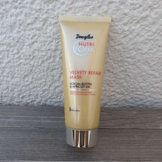 Douglas Nutri Focus Velvet Repair Mask