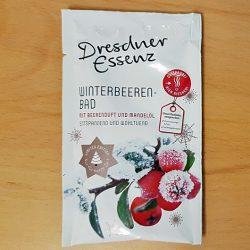 Produktbild zu Dresdner Essenz Winterbeerenbad (LE)