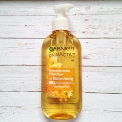 Produktbild zu Garnier SkinActive Regenerierendes Waschgel Blütenhonig