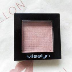 Produktbild zu Misslyn Eyeshadow – Farbe: 63 girly talk (LE)