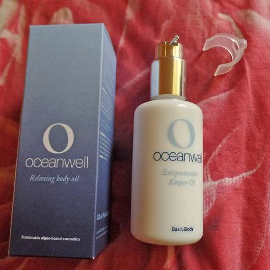 <strong>Oceanwell</strong> Relaxing body oil