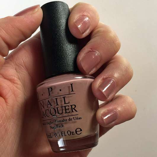 test nagellack opi nail lacquer farbe tickle my france y testbericht von cupcaribo. Black Bedroom Furniture Sets. Home Design Ideas