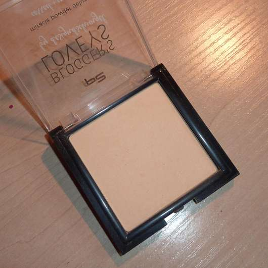 p2 blogger's loveys by designdschungel miracle powder deluxe correct + conceal (LE)