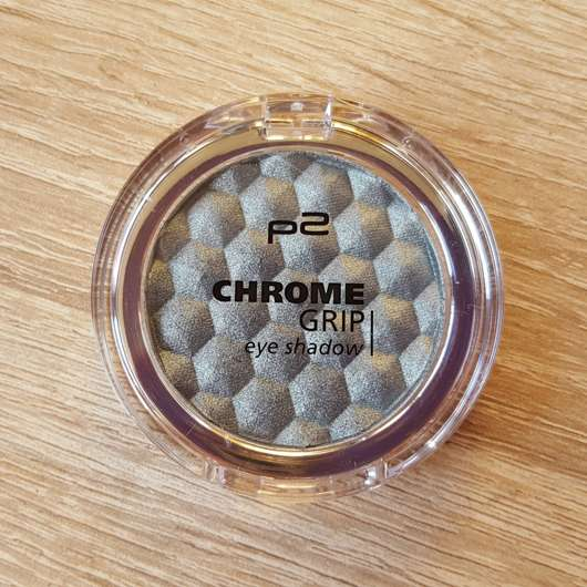 p2 chrome grip eye shadow, Farbe: 040 sky scraper