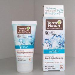Produktbild zu Terra Naturi Naturkosmetik Hydro Erfrischende Feuchtigkeitscreme