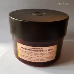 Produktbild zu The Body Shop Spa of the World Ethiopian Green Coffee Cream