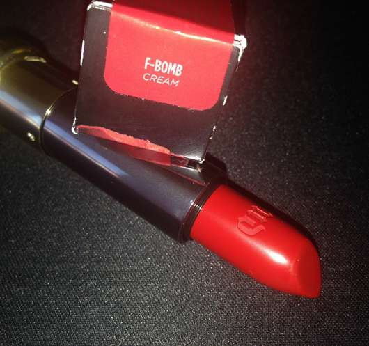Urban Decay VICE Lipstick, Farbe: F-Bomb (Cream Finish) Farbe