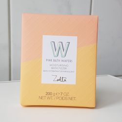 Produktbild zu ZOELLA beauty Pink Bath Wafers (Moisturizing Bath Fizzer)