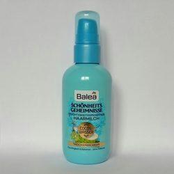 Produktbild zu Balea Schönheitsgeheimnisse Feuchtigkeitsspendende Haarmilch Cocos-Wasser
