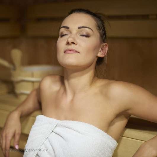 Die richtige Hautpflege beim Saunagang