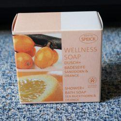 Produktbild zu Made by SPEICK Wellness Soap Dusch + Badeseife Sanddorn & Orange