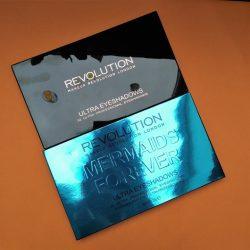 Produktbild zu Makeup Revolution Mermaids Forever Ultra Eyeshadows