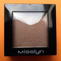 Produktbild zu Misslyn Eyeshadow – Farbe: 39 flirty copper (LE)