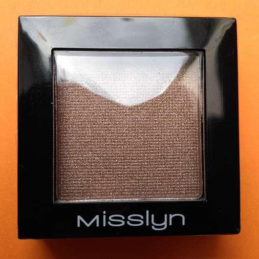 Misslyn Eyeshadow, Farbe: 39 flirty copper (LE) - Verpackung