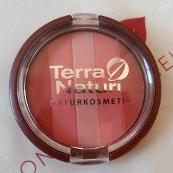 Produktbild zu Terra Naturi Naturkosmetik Multi Colour Blush – Farbe: 01 Sweet Temptation