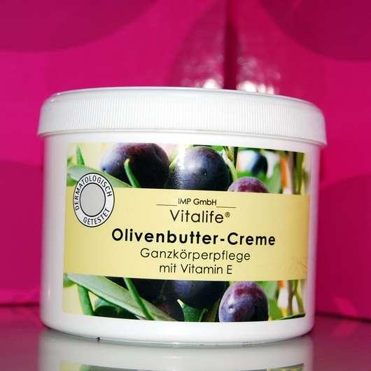Vitalife Olivenbutter Creme