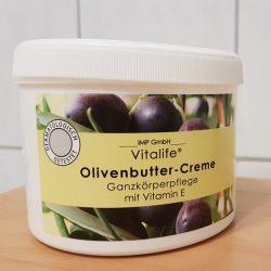 Produktbild zu Vitalife Olivenbutter Creme