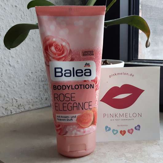 Balea Bodylotion Rose Elegance (LE)