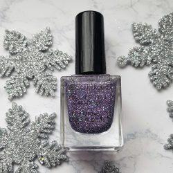 Produktbild zu Catrice Dazzle Nail Lacquer – Farbe: C03 Amethyst (LE)