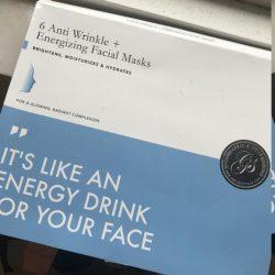 Produktbild zu Grace & Stella Co. 6 Anti Wrinkle + Energizing Facial Masks