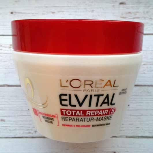 Test - Kur - L'Oréal Paris Elvital Total Repair 5 ...