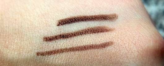 L.O.V BestDressed 12H Long-Wear Eye Pencil, Farbe: 250 Antique Amber - Swatches