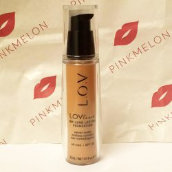 Produktbild zu L.O.V LOVtime 18h Long Lasting Foundation – Farbe: 040 Honeymoon