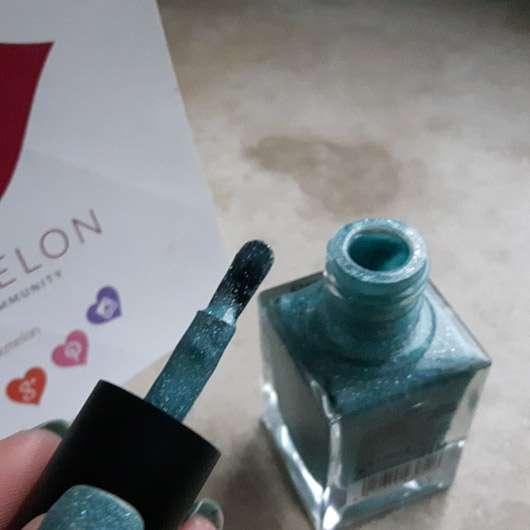 trend IT UP Prisma Tip Nail Polish, Farbe: 050 - geöffnete Flasche und Pinsel